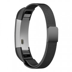 "For Fitbit Alta HR and Alta Bands, Simpeak Replacement Milanese Loop Stainless Steel Wristband with Metal Connectors for Fitbit Alta (HR) Fitness (5.5-8.5"")"